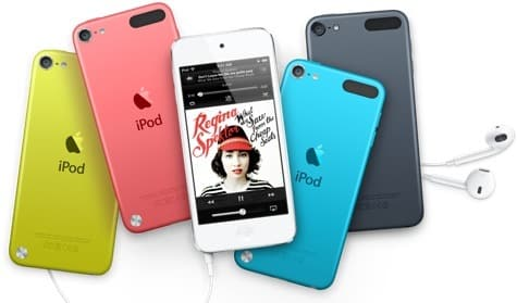 Apple debuts fifth-generation iPod touch at $299/$399