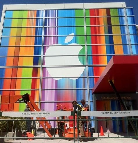 Apple's Yerba Buena art hints at larger iPhone screen