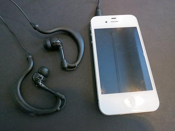 Preview: Dry Case DryBuds Sport Waterproof Earbuds & Microphone