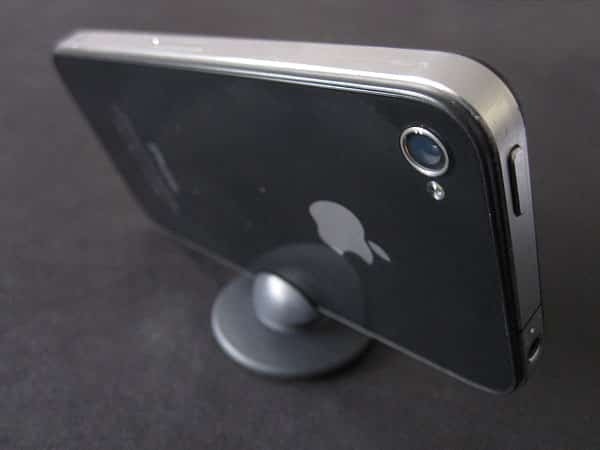 Review: Gomite Tiltpod Mobile for iPhone 4/4S