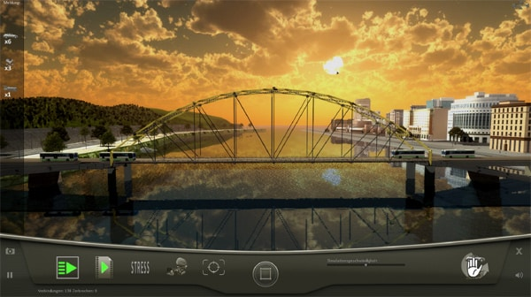 Application Systems London Bridge Project