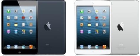 Apple introduces iPad mini