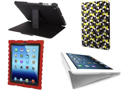 STM, X-Doria, Hard Candy, iLuv debut iPad mini cases