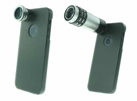 USBFever debuts iPhone 5 lens add-ons