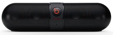Beats debuts Pill speaker, Executive headphones