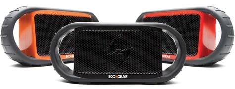 ECOXGEAR debuts ECOXBT waterproof Bluetooth speaker