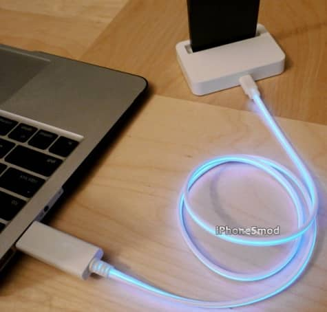 Third-party Lightning dock offered; Apple chips cracked?