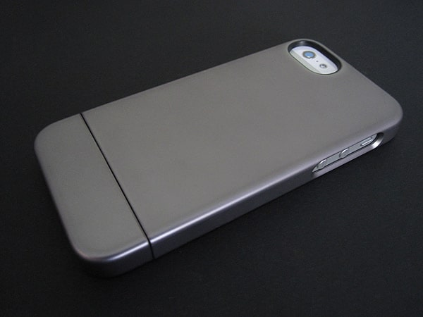 Review: Incase Slider Case for iPhone 5