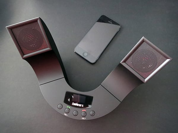Review: DBEST Transformative Bluetooth Hi-Fi System