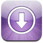 Viewing download progress for iTunes Match, Podcast + iTunes U content
