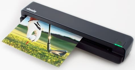 Apparent debuts Doxie One scanner