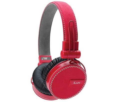 iLuv debuts ReF headphones