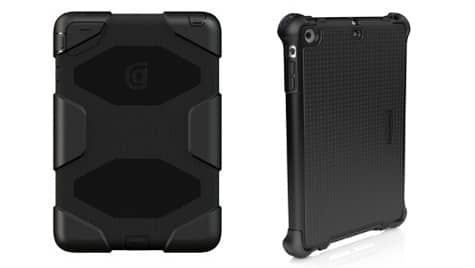 Griffin, Ballistic unveil iPad mini cases