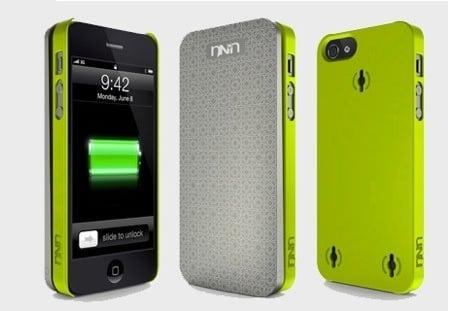 uNu debuts Ecopak iPhone 5 battery case