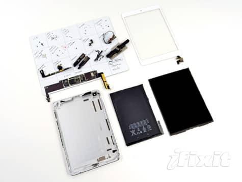 iPad mini teardown finds stereo speakers, Samsung LCD