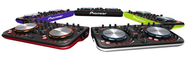 Pioneer DDJ-WeGO Compact DJ Controller