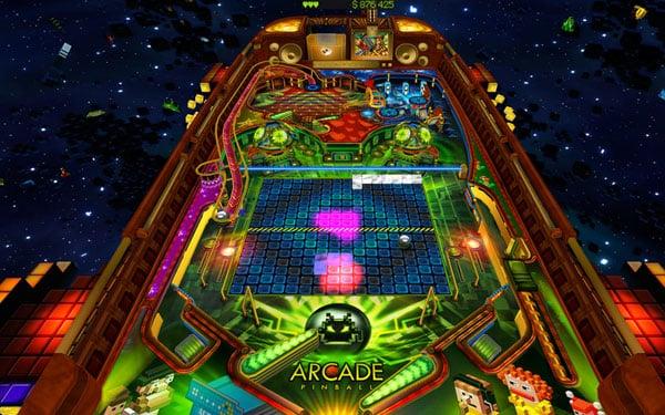 Gameprom Arcade Pinball