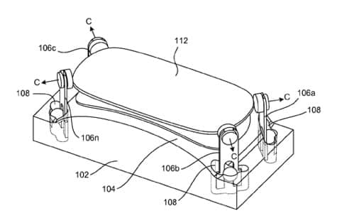 Apple receives curved glass production patent