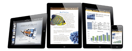 Apple updates iWork for iOS apps