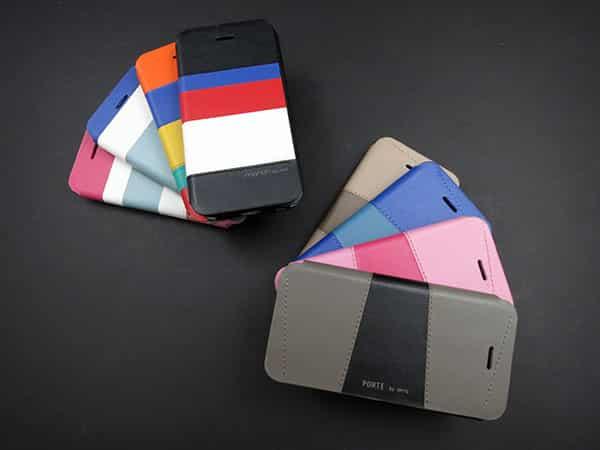 First Look: Uniq Creation March + Porte for iPad mini + iPhone 5