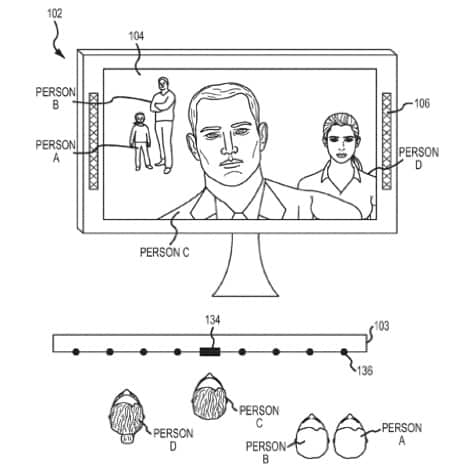 Apple to patent proximity sensing for TV audio, video chat