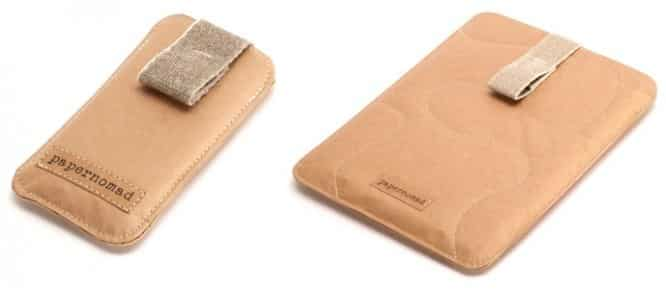 Griffin debuts Papernomad iPhone, iPad sleeves