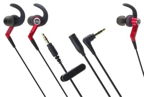 New Audio-Technica QuietPoint, SonicSport headphones at CES