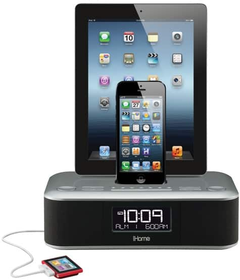iHome to bow Lightning, Bluetooth speakers, more at CES