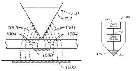 New Apple stylus patent shows active tip
