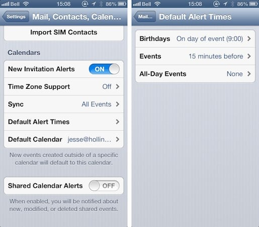 Disabling Birthday Reminders from Facebook Friends