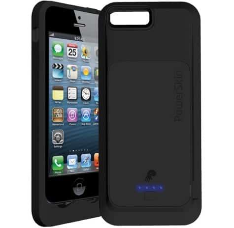 PowerSkin debuts iPhone 5 PowerSkin battery case