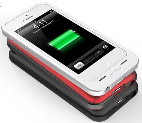 Mophie unveils Juice Pack Air for iPhone 5