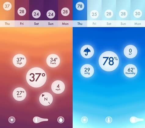 Apps: Amazon Cloud Player 2.0, Haze, Spotify 0.6 + Yelp 6.5