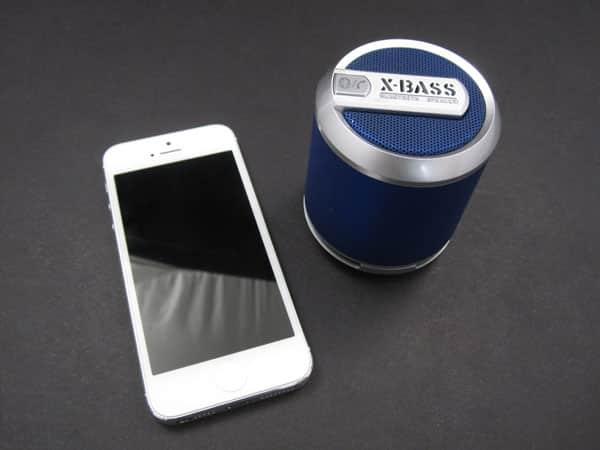 First Look: Divoom Bluetune-Solo Bluetooth Speaker