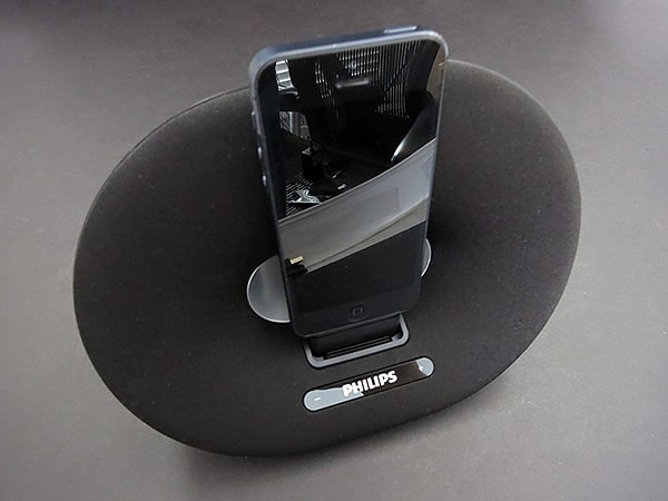 Review: Philips DS3205 Docking Speaker for iPhone 5