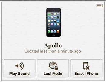 Display Owner Information on an iPhone