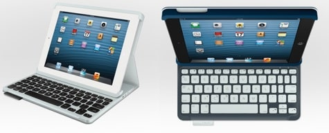 Logitech debuts Keyboard Folio for iPad, mini