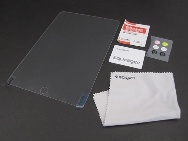 Review: Spigen SGP GLAS.t for iPad mini