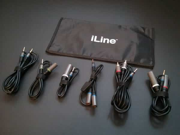 First Look: IK Multimedia iLine Mobile Music Cable Kit