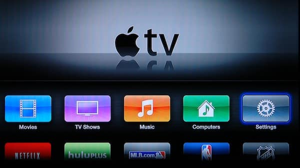 Using Apple TVs at multiple locations