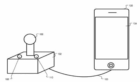 Apple patent explores controller for touchscreen devices