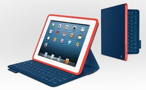 Logitech debuts FabricSkin Keyboard Folio for iPad
