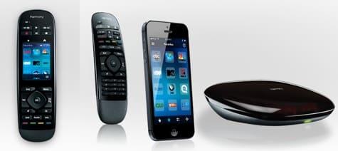 Logitech debuts Harmony Ultimate, Smart Control remotes