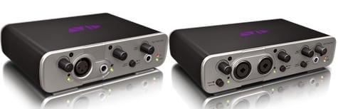 Avid debuts Fast Track Solo, Duo iPad audio interfaces