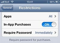 Improving security on App Store purchasing