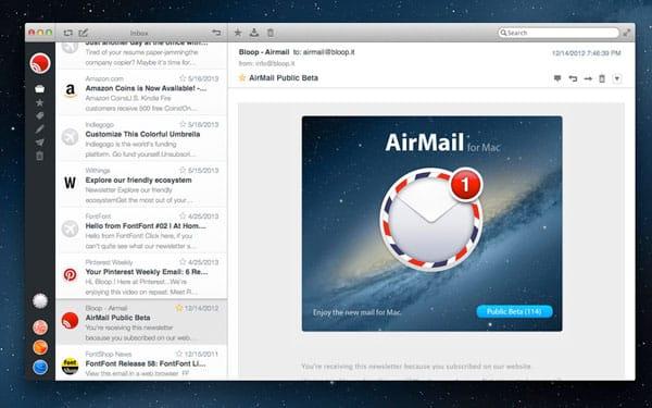 Bloop Airmail