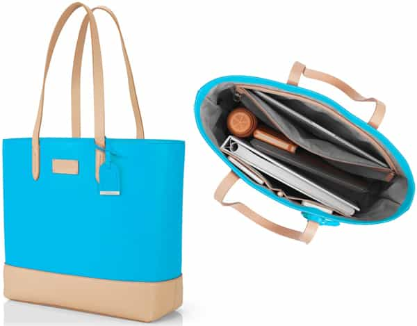 """Cole Haan 11"""" Reflective Tote for MacBook Air"""
