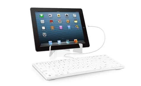 Macally introduces iKeyLT Lightning keyboard