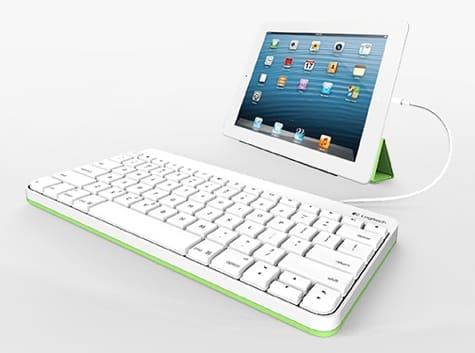 Logitech debuts Wired Keyboard for iPad