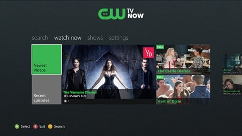 CW to bring content to Apple TV